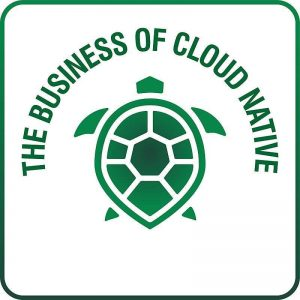 The Business of Cloud Native Podcast Logo